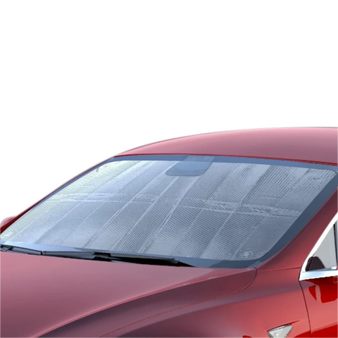 Tesla Model 3 Front Windshield Sunshade