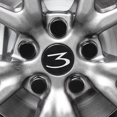 Aero Wheel Center Caps/Hubcaps Set for Tesla Model 3 - TAPTES