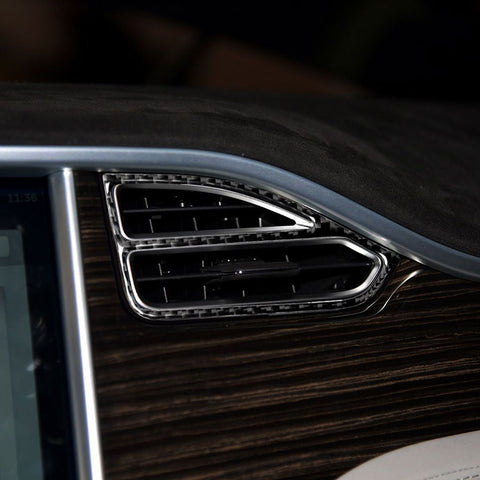 Air Vent Decals for Tesla Model S