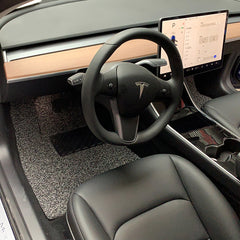 All Weather Floor Mats for Tesla Model 3 - TAPTES