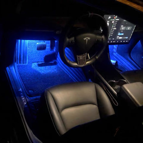 ambient led interior lights