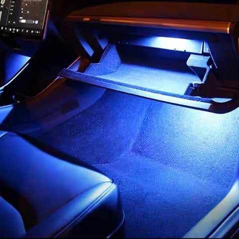 Ambient LED Interior Lighting Kit for Tesla Model 3/S/X