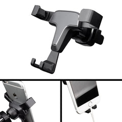 Auto-Clamping Car Air Vent Cell Phone Holder for Model S X