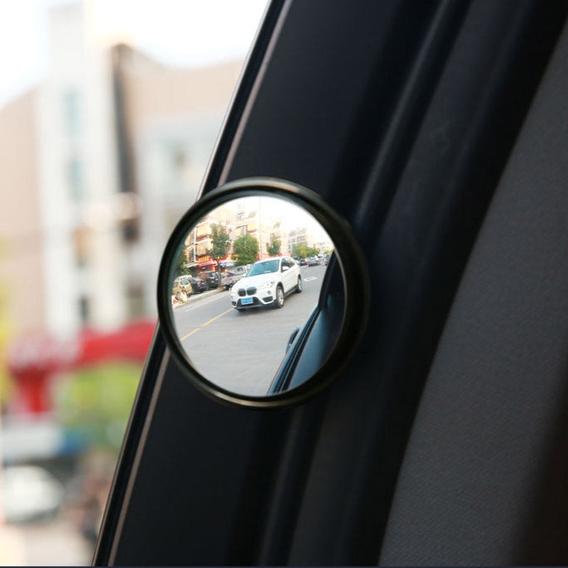 Blind Spot Mirror Oval Convex Mirror - TAPTES
