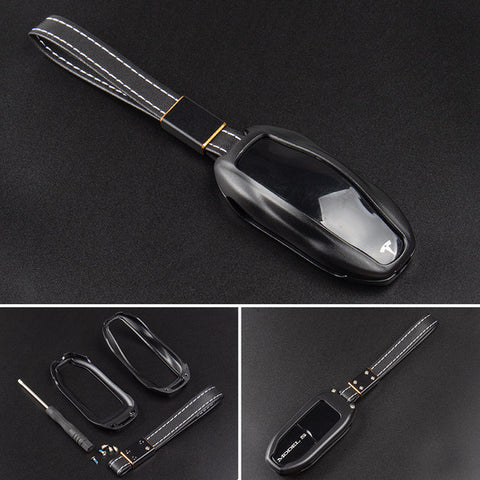 Car Key Fob/Chain Cover for Tesla Model S