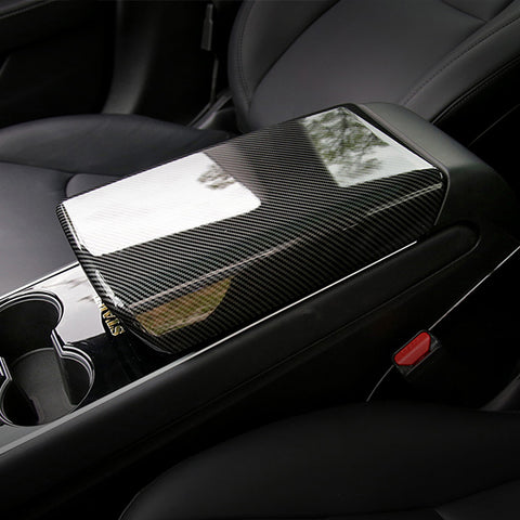 Center Armrest Cover for Tesla Model 3 Model Y