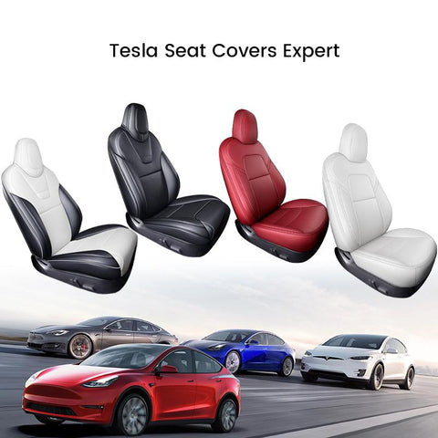 TAPTES Tesla Model S Seat Covers