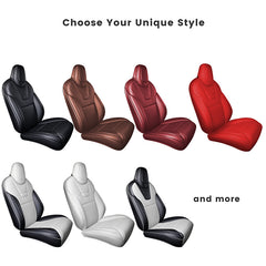 Tesla Model X Seat Covers, Custom Seat Covers for Tesla Model X