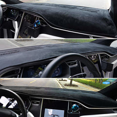 Dashboard Shading Mat for Tesla Model X - TAPTES