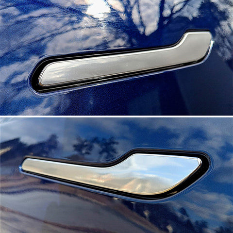 Door Handle Clear Wrap for Tesla Model 3 - TAPTES