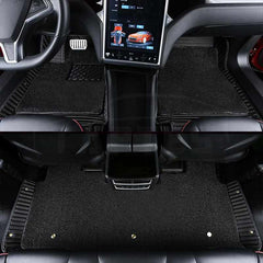 Tesla Floor Mats for Model X - TAPTES
