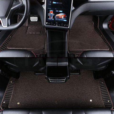 Tesla Floor Mats for Model S - TAPTES