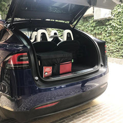 Folding Storage Box for Model S - TAPTES