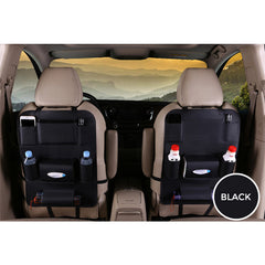 Car Seat Back Organizer Storage Bag for Tesla Model S - TAPTES
