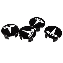 Aero Wheel Center Caps/Hubcaps Set for Tesla Model S - TAPTES