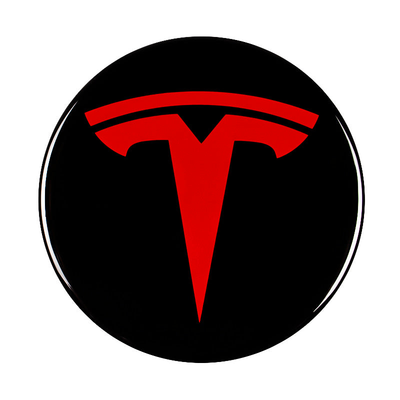 Aero Wheel Center Caps/Hubcaps Set for Tesla Model X - TAPTES