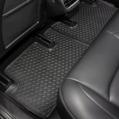 All Weather Interior Floor Mats for Tesla Model 3 - TAPTES
