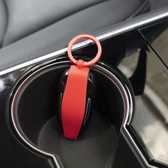 Silicone Protection Key Band for Tesla Model Y