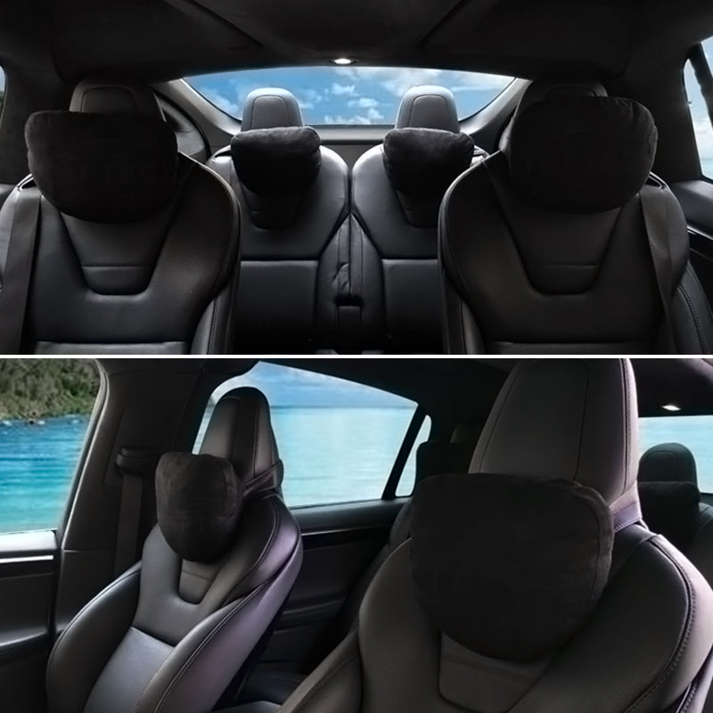 Neck Headrests for Tesla Model 3 - TAPTES