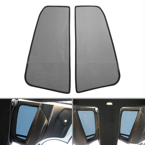 Sunshde, Window shade for Tesla Model X