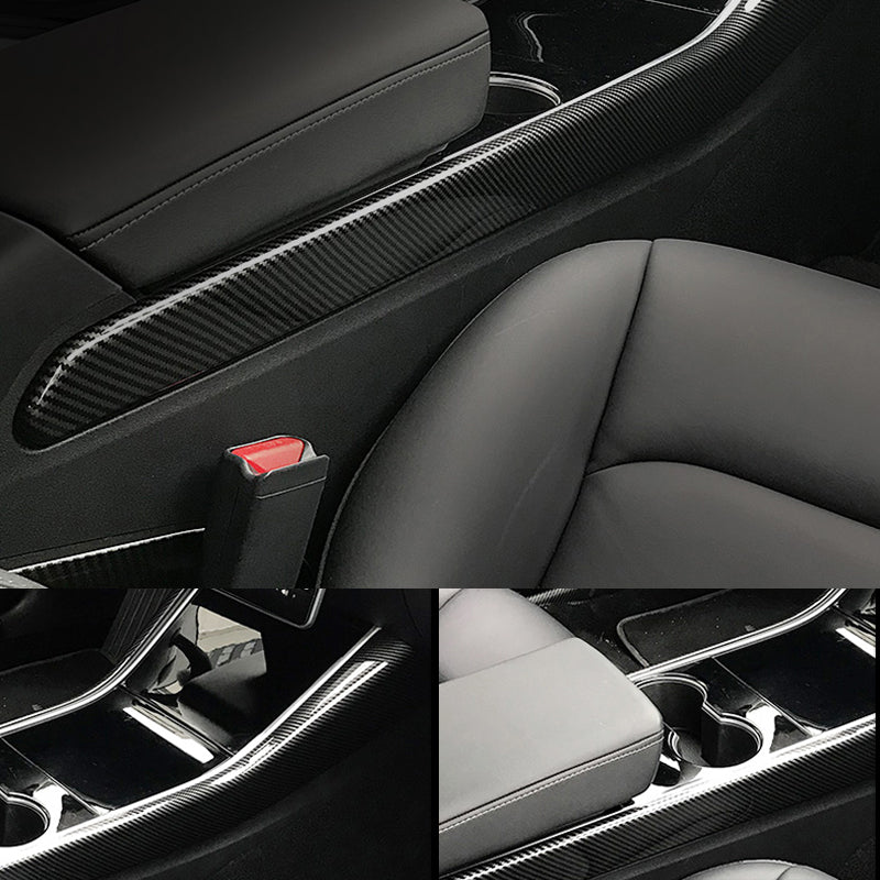 Tesla Model 3 Model Y Center Console Side Cover Strips