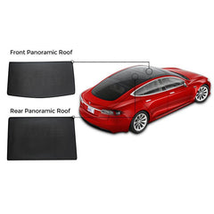 Panoramic Roof Sunshade for Tesla Model S - TAPTES