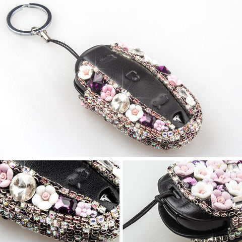 Pink Key Fob Cover for Tesla Model S