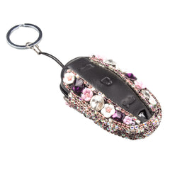 Pink Key Fob Cover for Tesla Model S,Gift for Female Tesla S Owner - TAPTES
