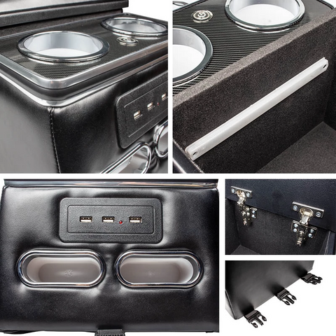 Rear Center Console Insert RCCI for Tesla Model S / Model X, 5% Off, Only for Netherlands Customers