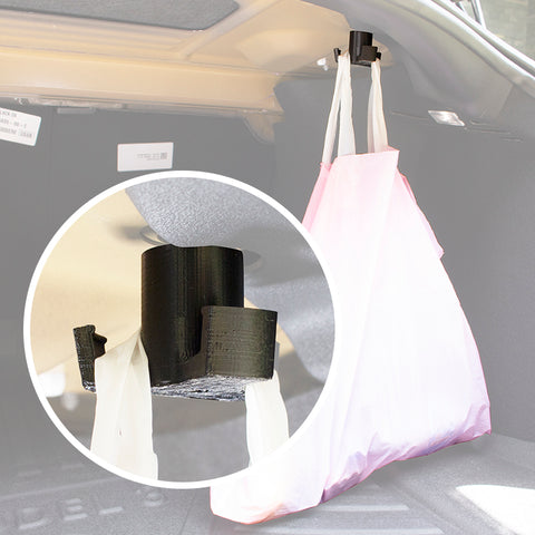 Rear Trunk Grocery Bag Hook/Organizer for Tesla Model 3 - TAPTES
