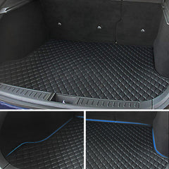 Rear Trunk Mats for Tesla Model S - TAPTES