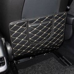 Seat Back Anti Kick Protector for Tesla Model 3 - TAPTES