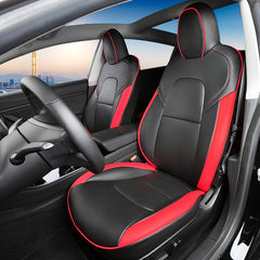 Seat Covers for Tesla Model 3 2017 2018 2019 2020 Full Set for All Seats