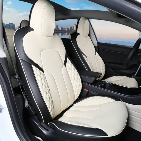 Seat Covers for Tesla Model 3 Full Set for All Seats