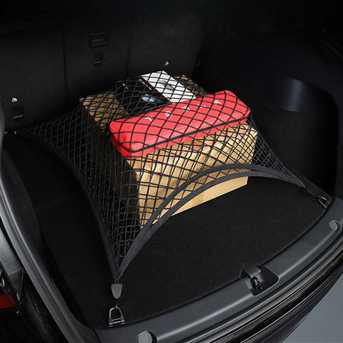 TAPTES Model Y Trunk Cargo Net, Cargo Net for 5 Seater & 7 Seater Tesla Model Y 2021 2020