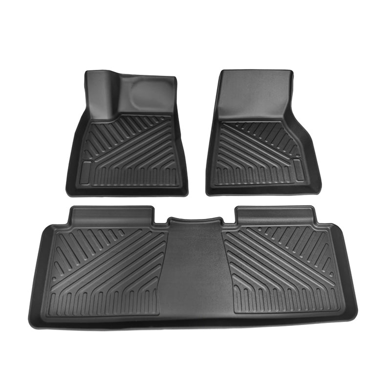 TAPTES TPE All-Weather Floor Mats for Tesla Model S