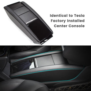 TAPTES Model S Center Console Insert