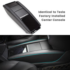 Rear Center Console Insert RCCI for Tesla Model S  Model X