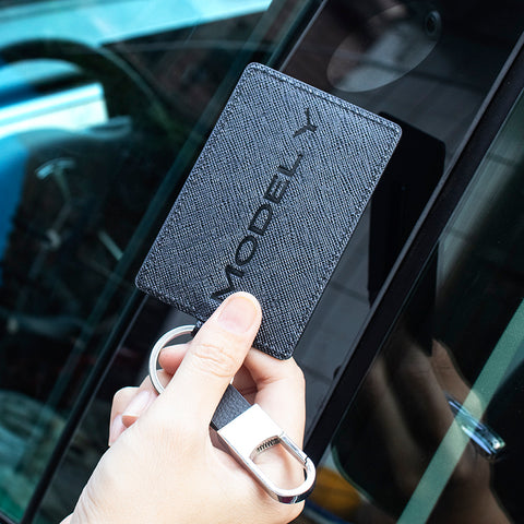 Key Card Holder for Tesla Model Y