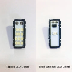 Ultra-Bright LED Interior Lights for Tesla Model S - TAPTES