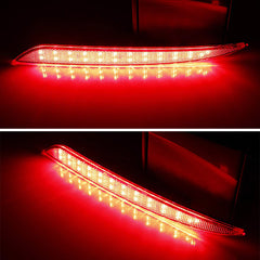 Rear Bumper Reflector Brake Light for Tesla Model S - TAPTES