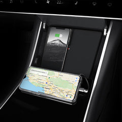 Tesla Model Y Wireless Phone Charger