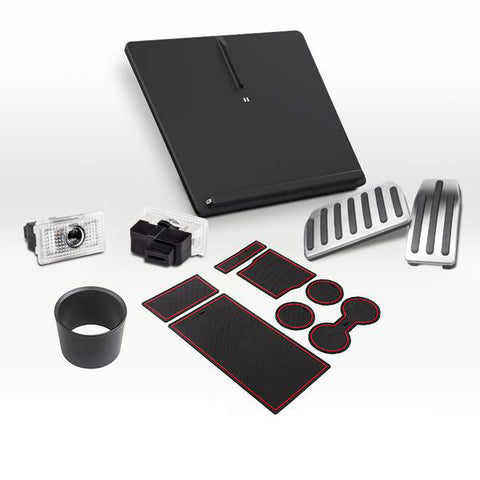 Tesla Model 3 Accessories Bundle for New M3 Owners - Basic Bundle 2 - TAPTES