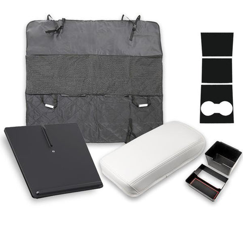 Tesla Model 3 Accessories Bundle for New M3 Owners - Basic Bundle 7 - TAPTES