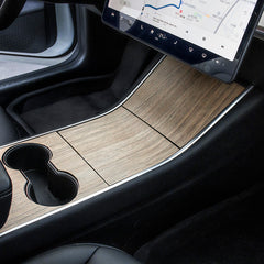 Center Console Wrap / Protection Cover for Tesla Model 3 Model Y