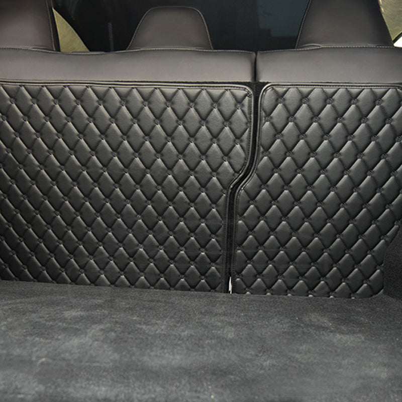 Trunk Seat Cushions for Tesla Model S (set of 2)