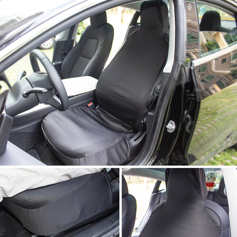 Waterproof Car Seat Cover Protector for Tesla - TAPTES
