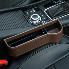 Car Seat Slit Gap Filler Box for Model S - TAPTES