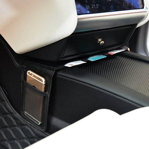 Center Control Card Holder for Tesla Model S - TAPTES