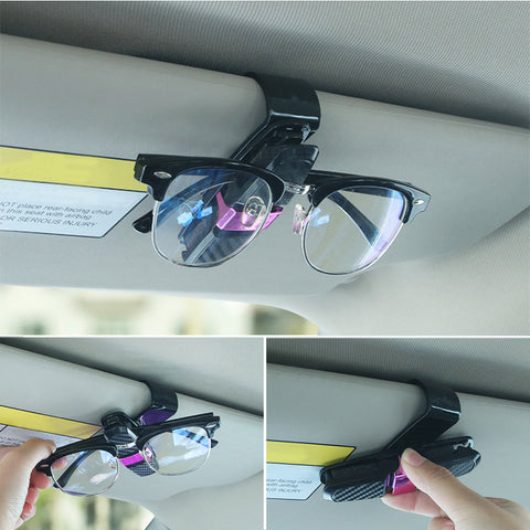 Multi-Functional Glasses Clip for Tesla  Model S X 3